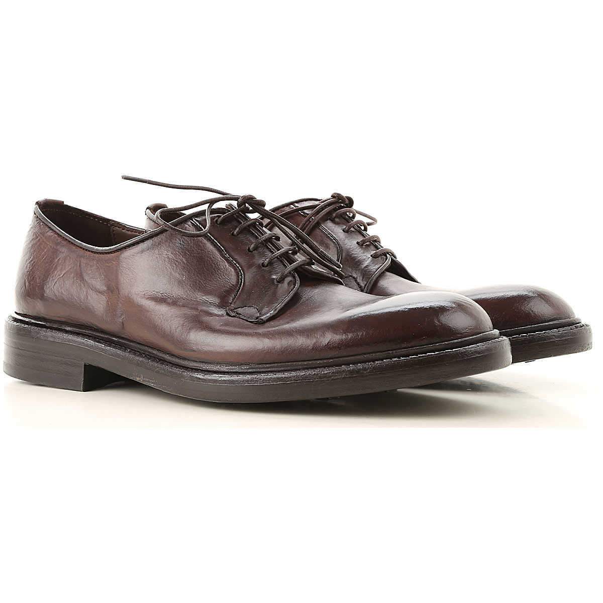 Green George Lace Up Shoes for Men Oxfords Derbies and Brogues - GOOFASH