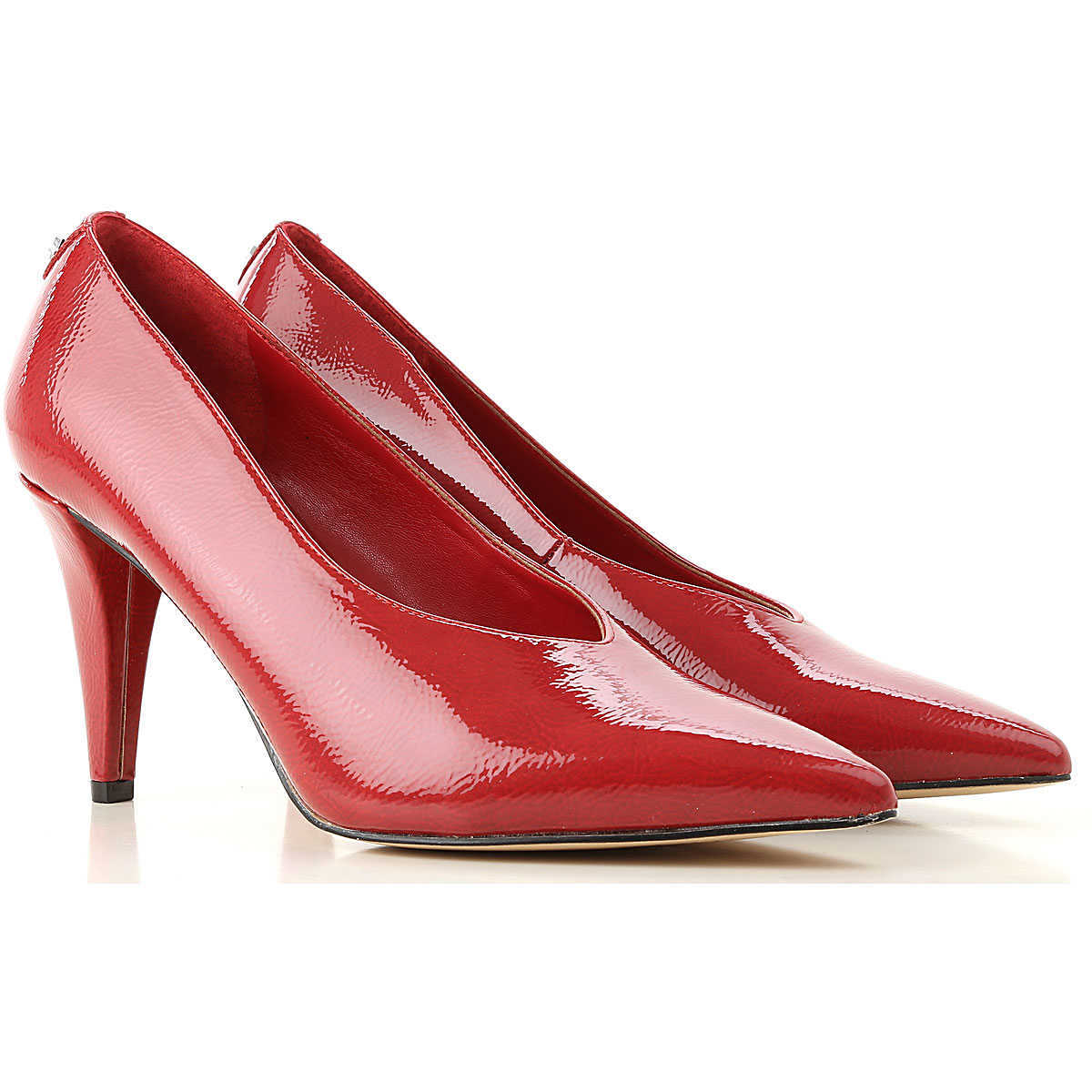 Guess Pumps & High Heels for Women On Sale in Outlet Red - GOOFASH