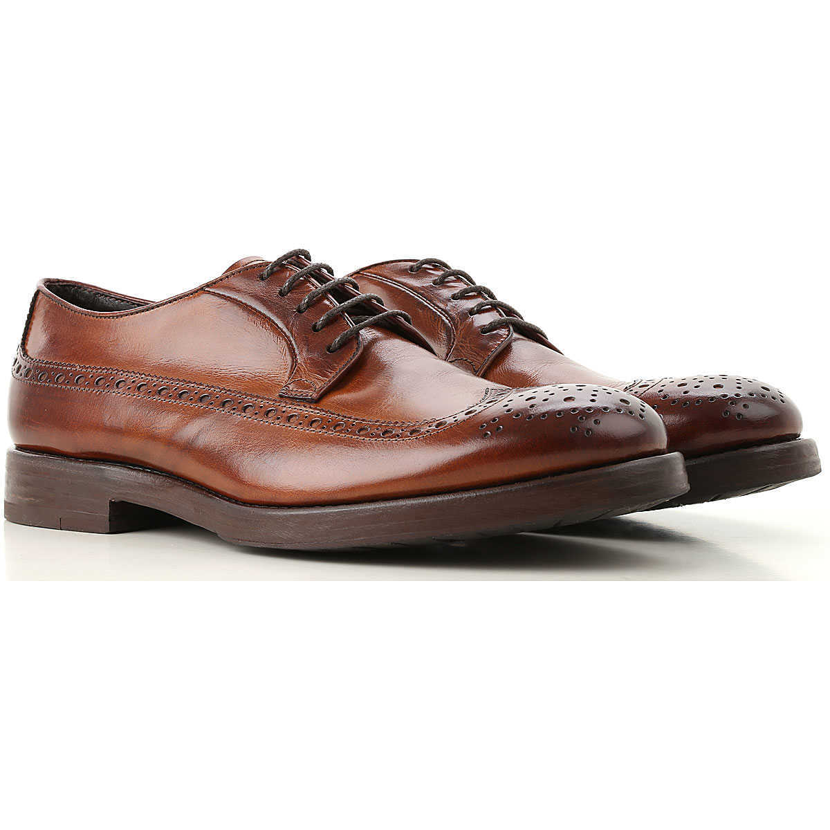 Henderson Lace Up Shoes for Men Oxfords 10 10.5 11 7.5 8 8.5 9 Derbies and Brogues On Sale UK - GOOFASH