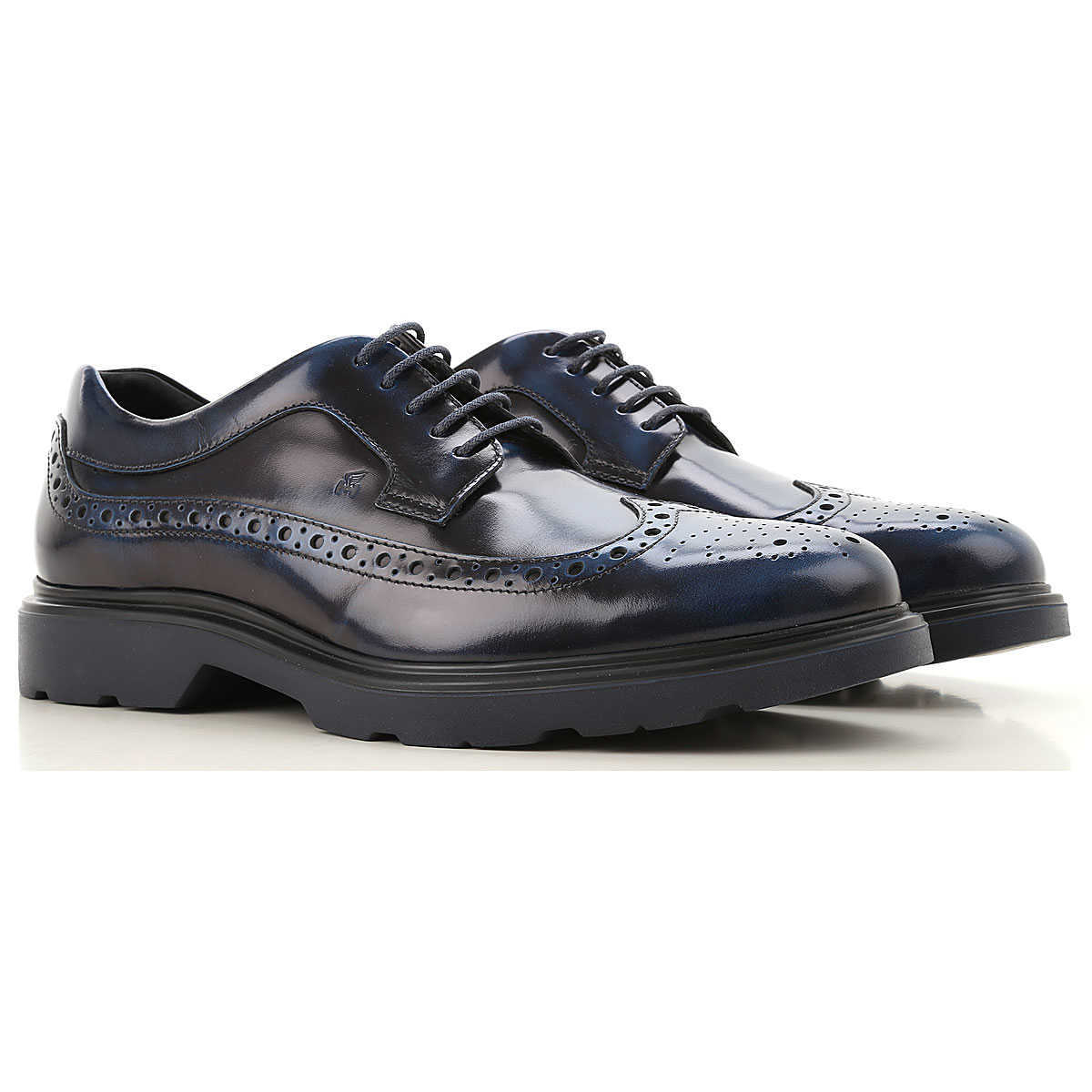 Hogan Lace Up Shoes for Men Oxfords 10 5 5.5 6 6.5 7 7.5 8 8.5 9 9.5 Derbies and Brogues UK - GOOFASH