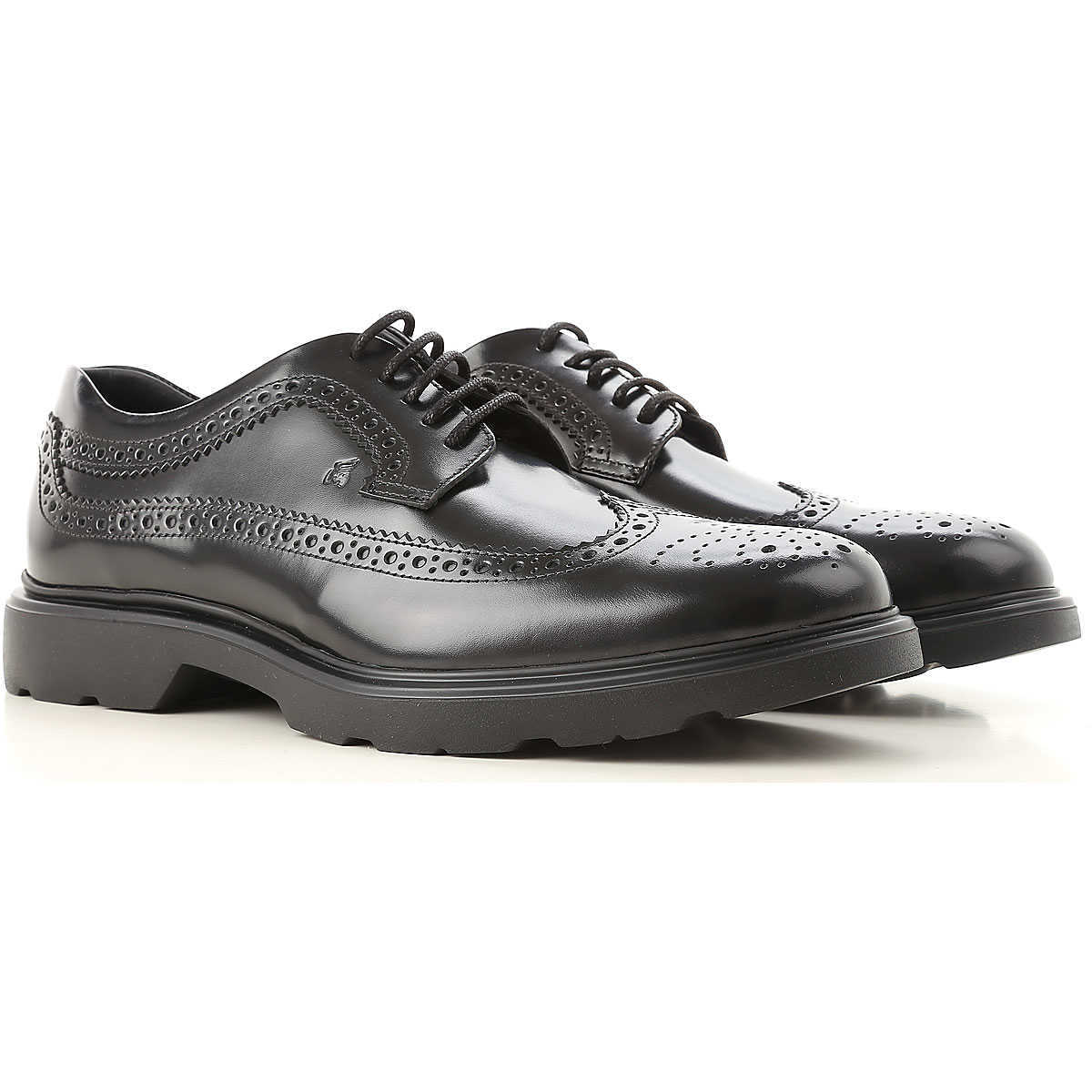 Hogan Lace Up Shoes for Men Oxfords 11 8.5 Derbies and Brogues On Sale UK - GOOFASH
