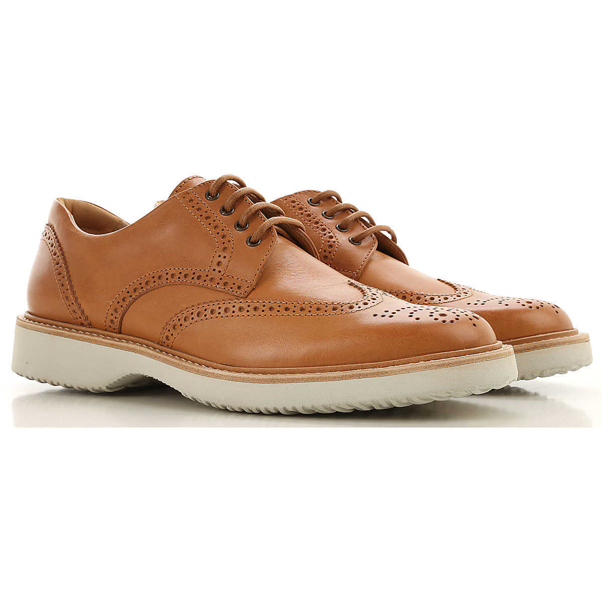 Hogan Lace Up Shoes for Men Oxfords 6.5 7.5 9.5 Derbies and Brogues On Sale UK - GOOFASH