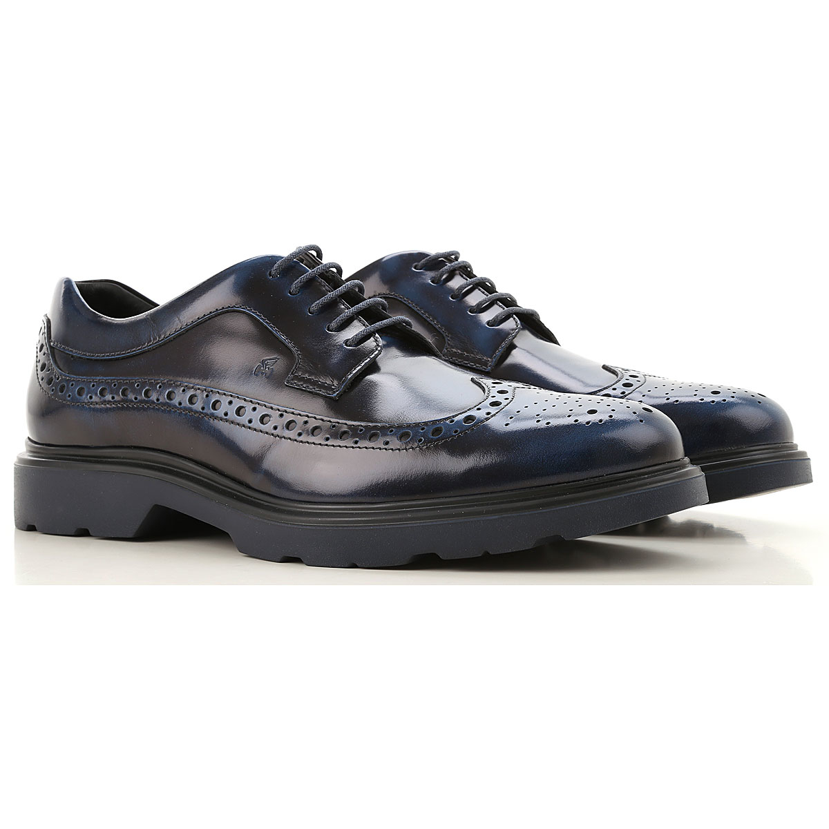 Hogan Lace Up Shoes for Men Oxfords Derbies and Brogues - GOOFASH