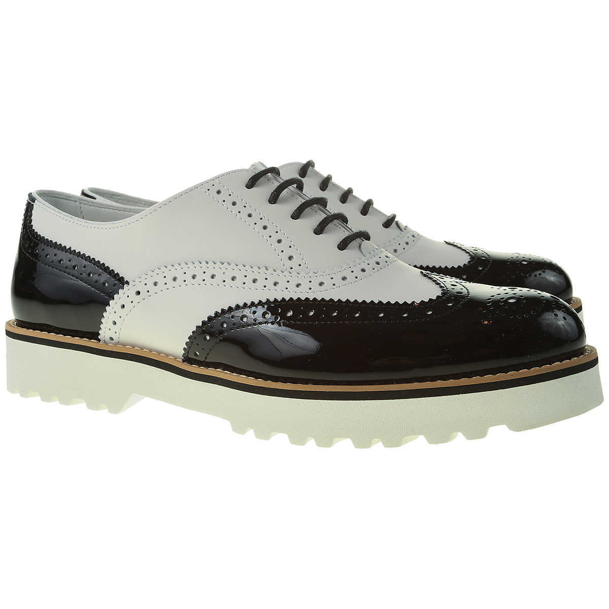 Hogan Womens Shoes On Sale in Outlet White - GOOFASH
