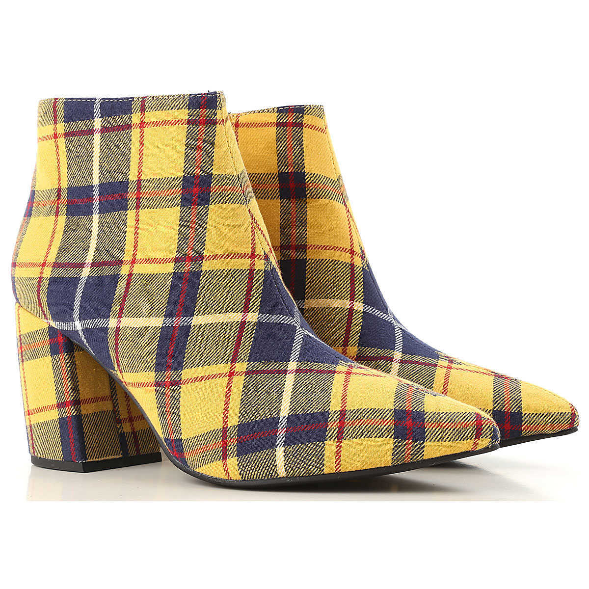 Jeffrey Campbell Boots for Women Booties On Sale - GOOFASH