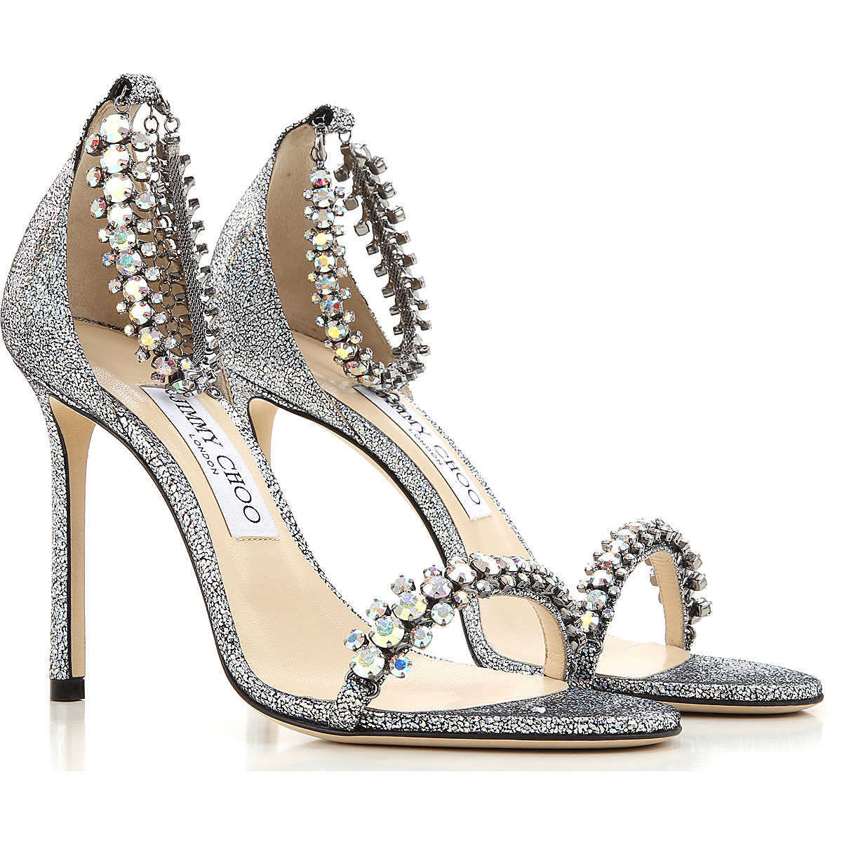 Jimmy Choo Sandals for Women Changing Color - GOOFASH