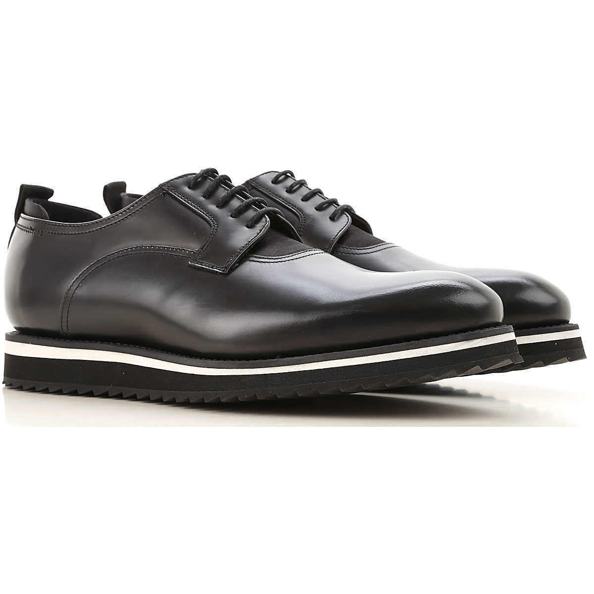 Karl Lagerfeld Lace Up Shoes for Men Oxfords Derbies and Brogues - GOOFASH