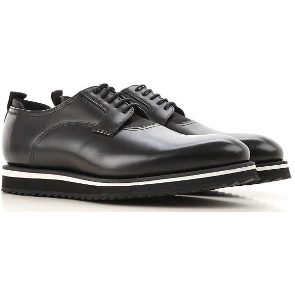 Karl Lagerfeld Lace Up Shoes for Men Oxfords UK 7 - EUR 41 - US 8 UK 8 - EUR 42 - US 9 UK 9 - EUR 43 - US Derbies and Brogues UK - GOOFASH
