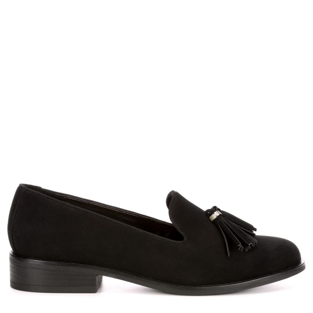 Limelight Womens Lawson Loafers Black USA - GOOFASH - Womens FLAT SHOES