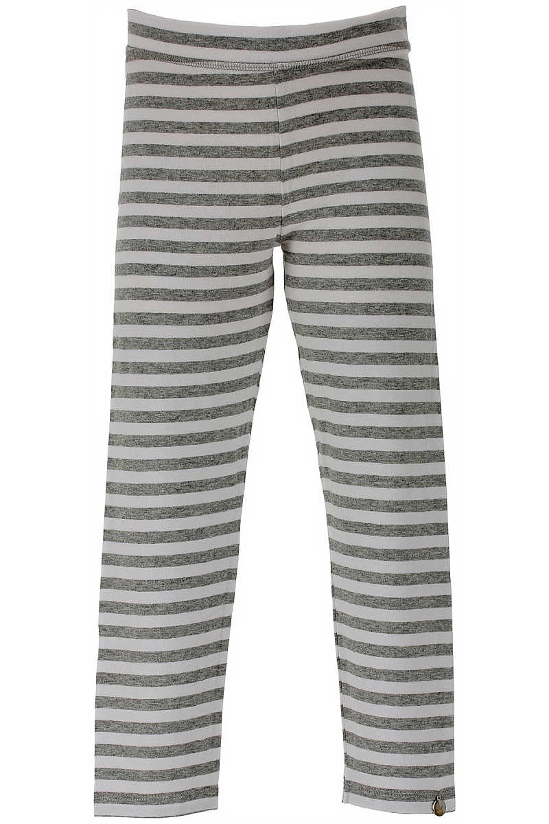 Lu - Lu Kids Pants for Girls On Sale in Outlet White SE - GOOFASH