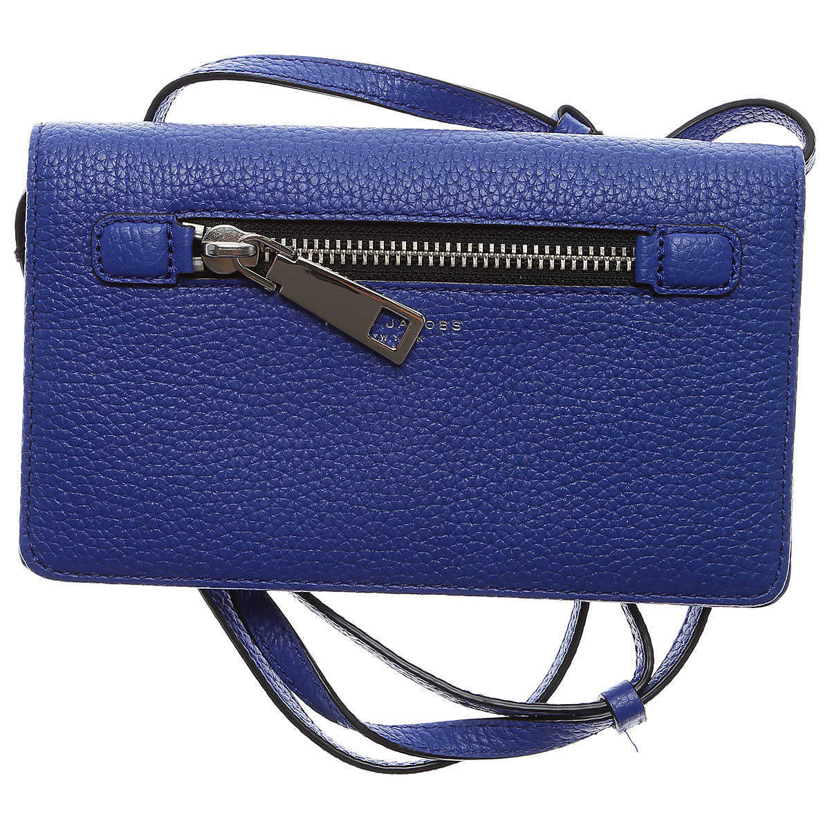 Marc Jacobs Wallet for Women Blue - GOOFASH