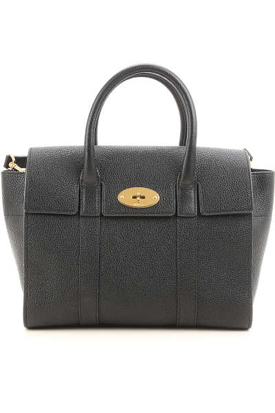 Mulberry Tote Bag On Sale Black - GOOFASH