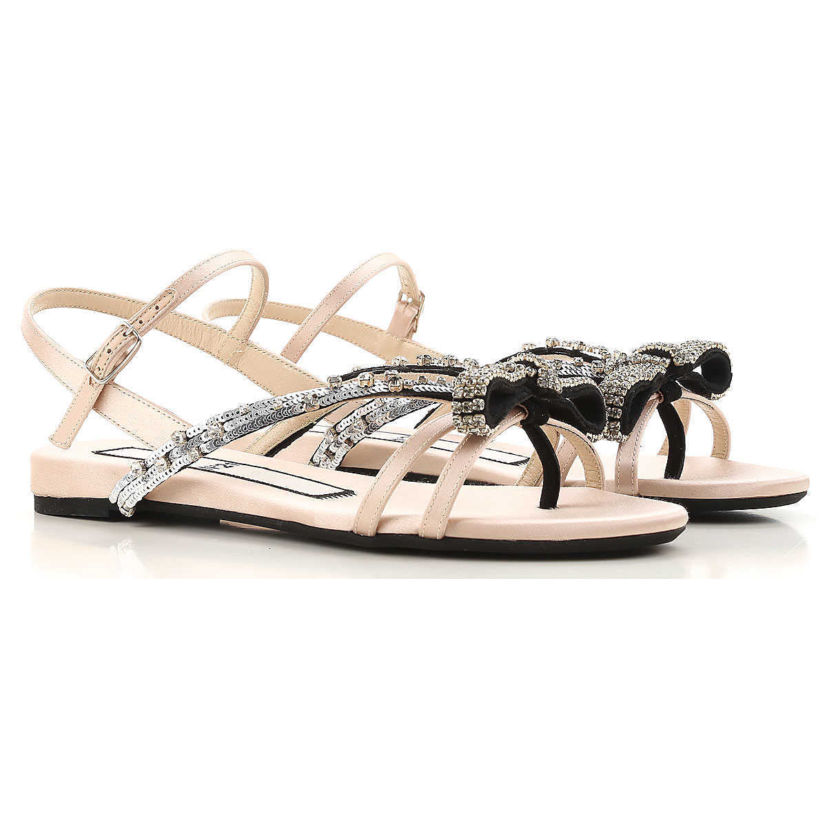 NO 21 Sandals for Women On Sale in Outlet Powder - GOOFASH