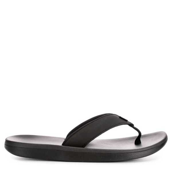 Nike Mens Kepa Kai Thong Sandal Black USA - GOOFASH - Mens SANDALS