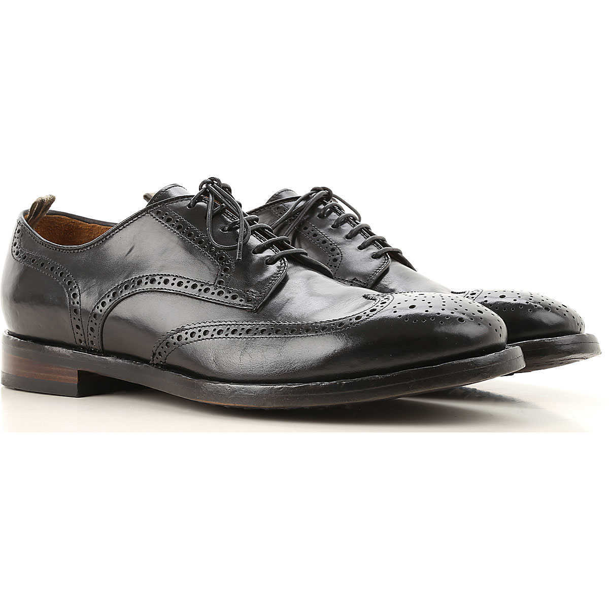 Officine Creative Lace Up Shoes for Men Oxfords 6 7 8 9 Derbies and Brogues UK - GOOFASH
