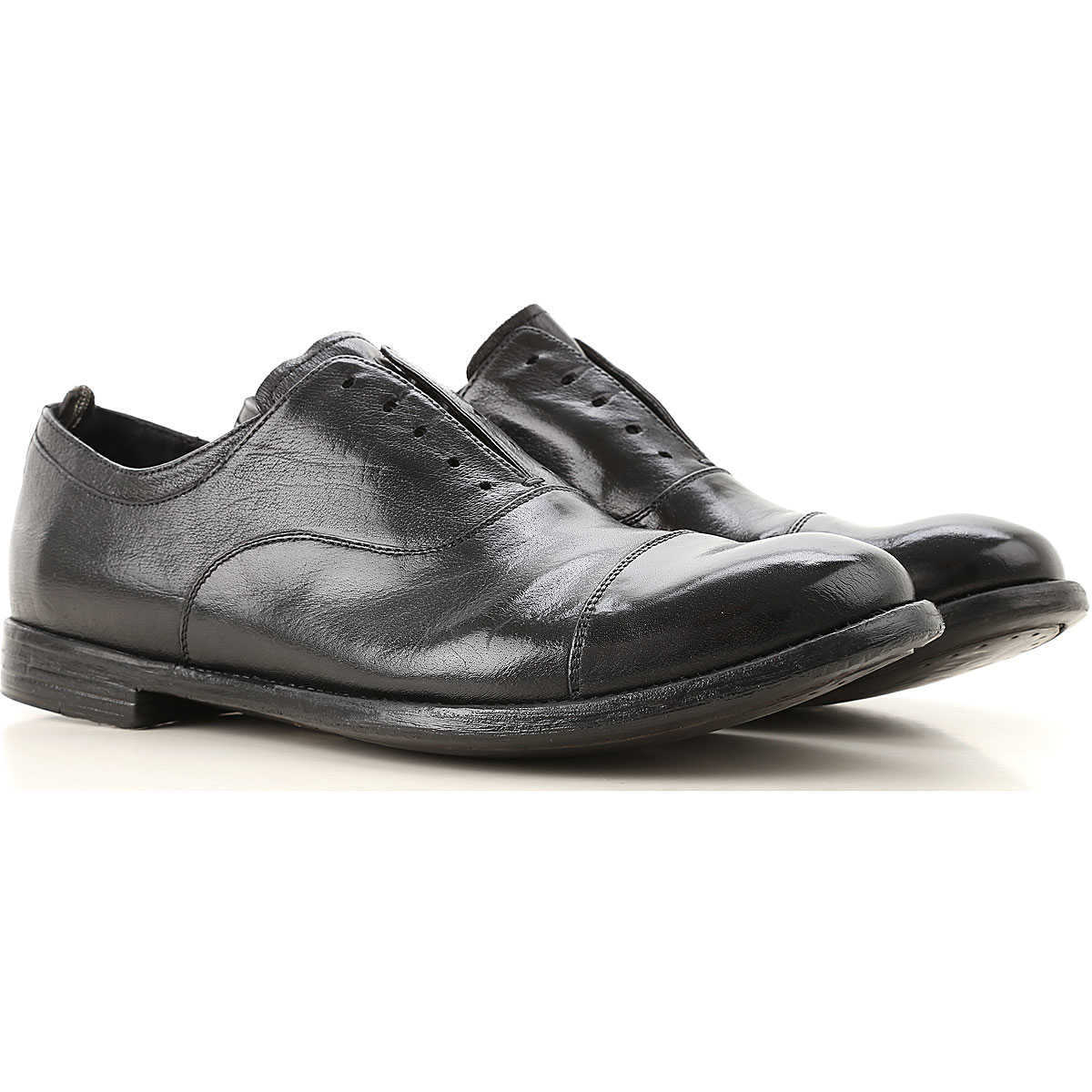 Officine Creative Lace Up Shoes for Men Oxfords 6.5 9 Derbies and Brogues On Sale UK - GOOFASH