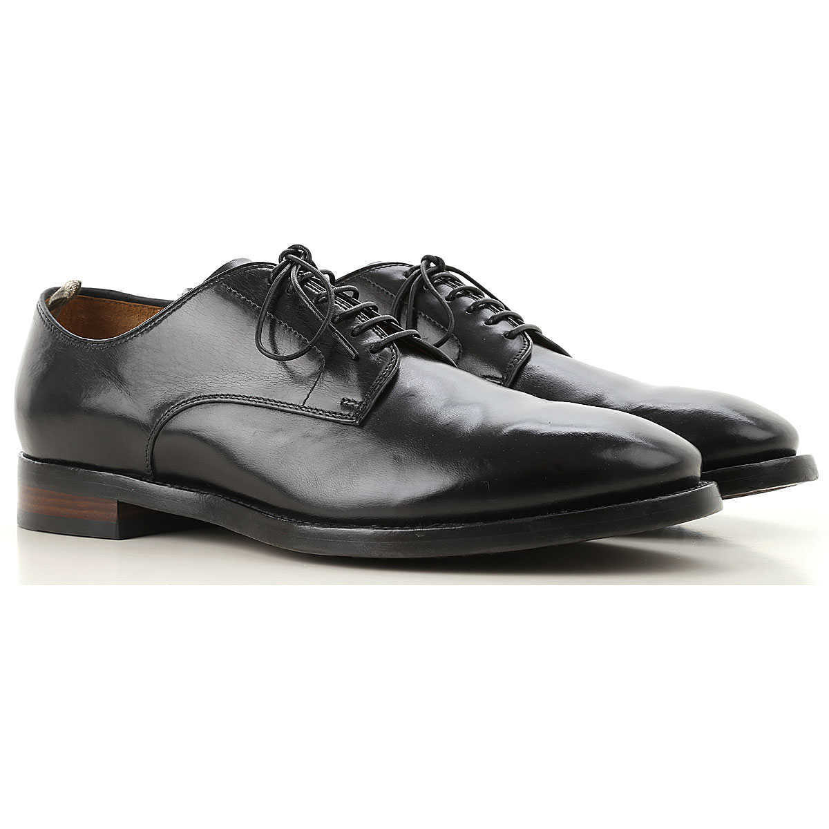 Officine Creative Lace Up Shoes for Men Oxfords 8 9 Derbies and Brogues On Sale UK - GOOFASH