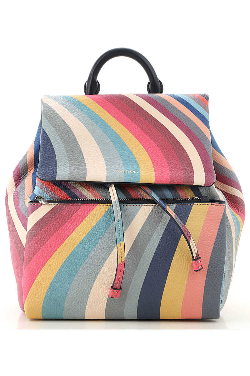 Paul Smith Backpack for Women Multicolor - GOOFASH