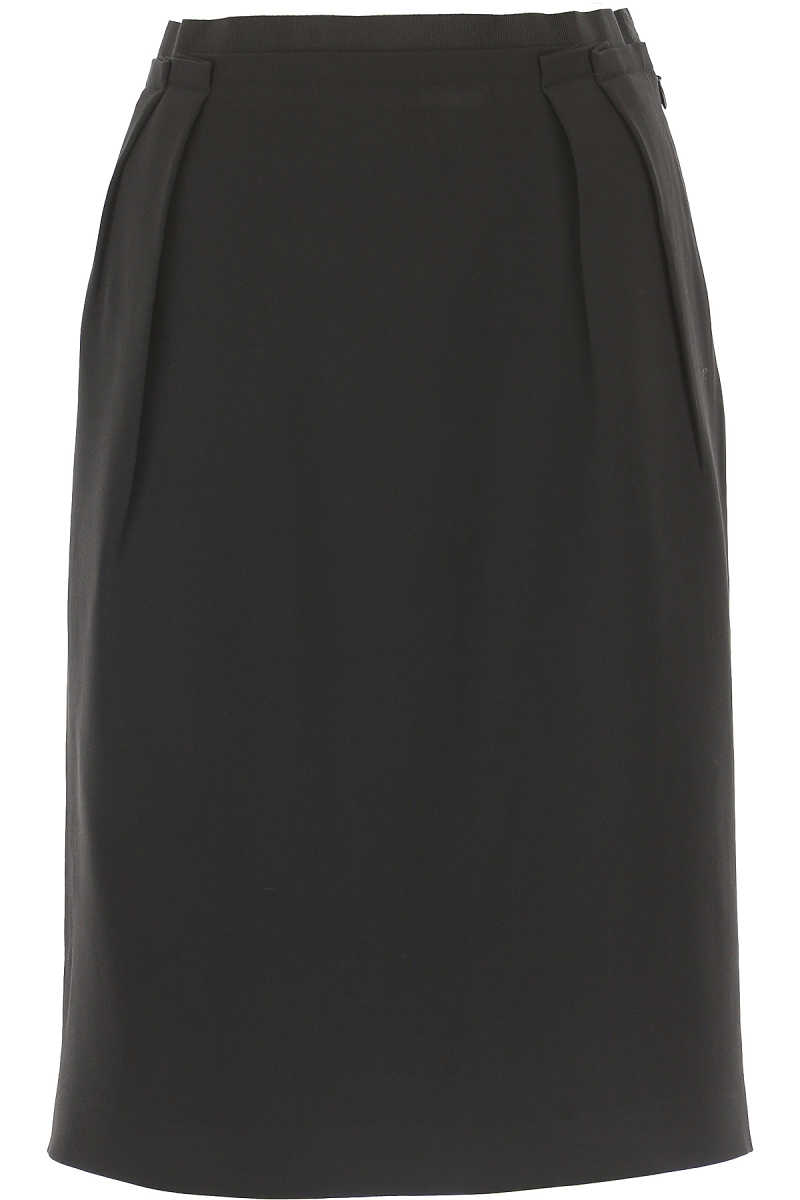 Paul Smith Skirt for Women On Sale in Outlet Black - GOOFASH