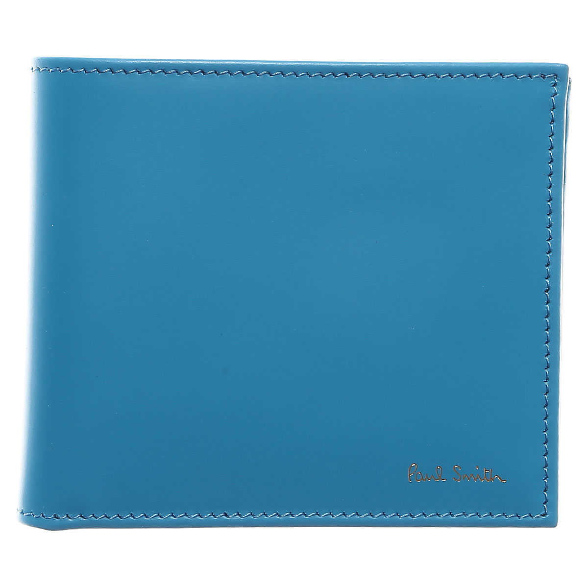 Paul Smith Wallet for Men Azure - GOOFASH