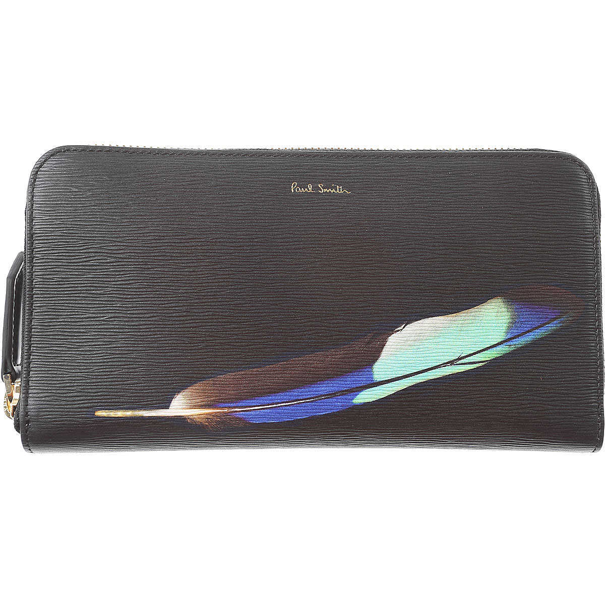 Paul Smith Wallet for Men On Sale Black - GOOFASH