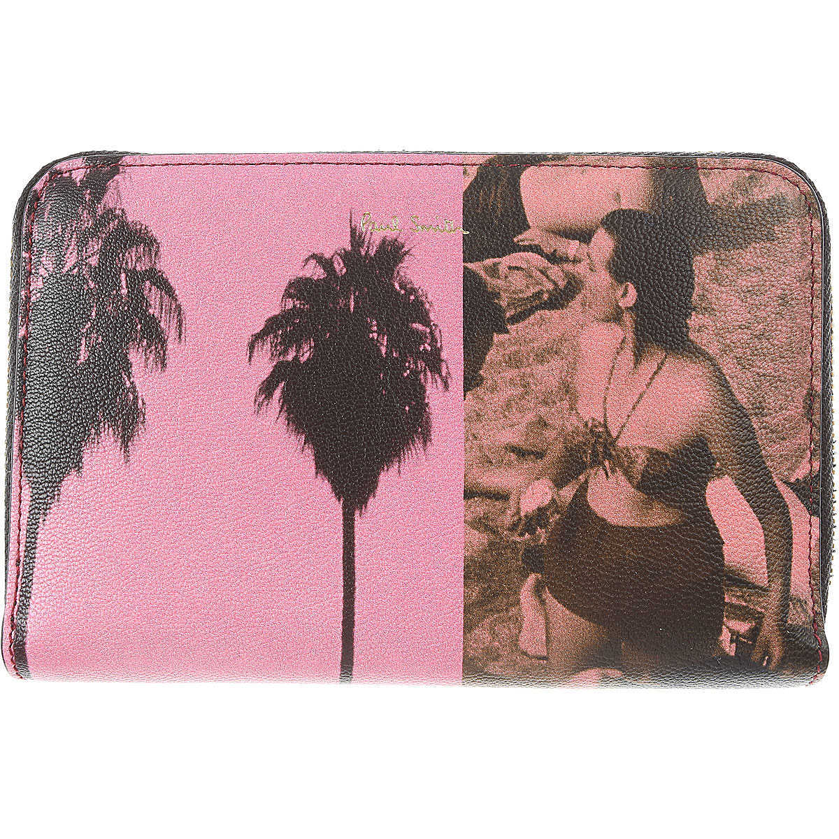 Paul Smith Wallet for Women Pink - GOOFASH