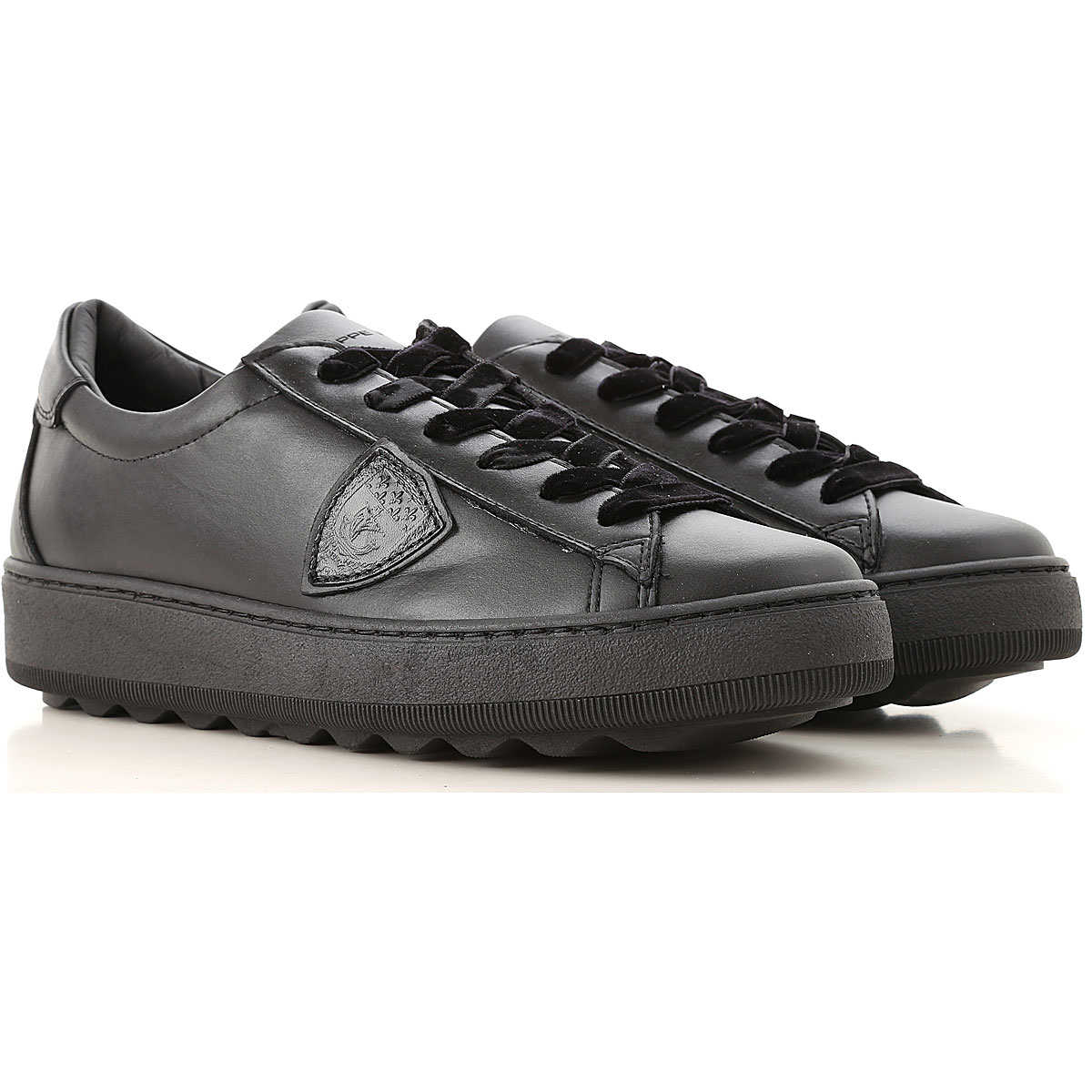Philippe Model Sneakers for Women On Sale Black - GOOFASH