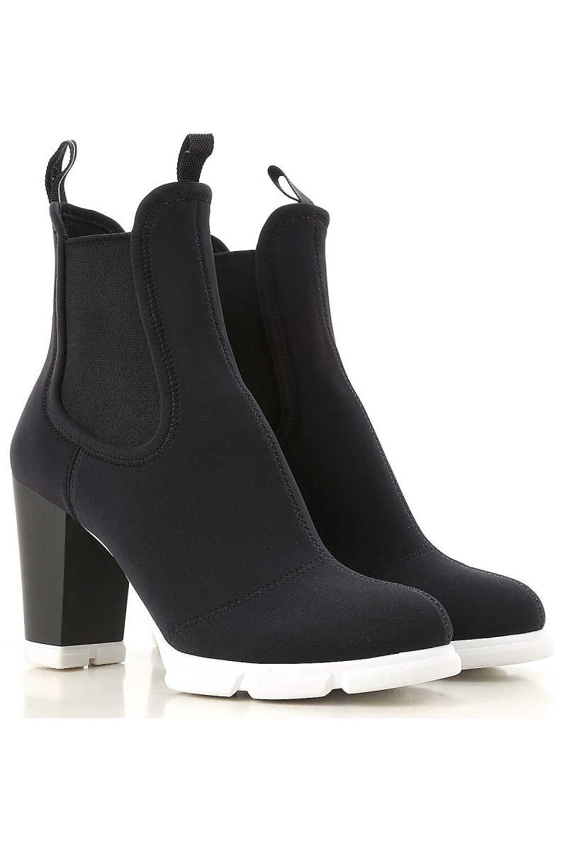 Prada Boots for Women Booties On Sale - GOOFASH