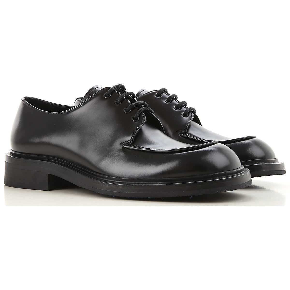 Prada Lace Up Shoes for Men Oxfords 10 6 7 7.5 8 Derbies and Brogues UK - GOOFASH