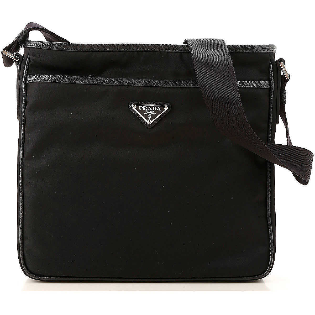 Prada Shoulder Bags Black - GOOFASH