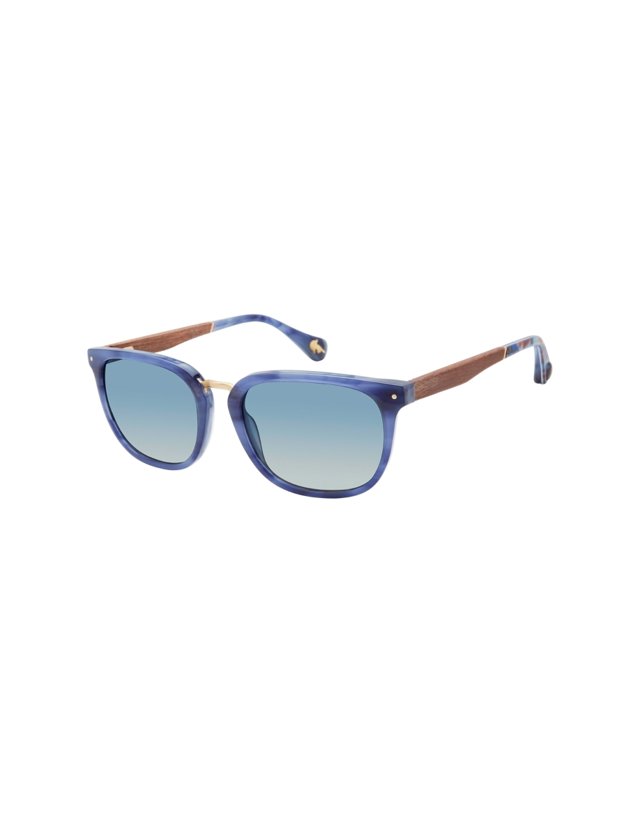 Robert Graham Men's Hudson Square Sunglasses in Black USA - GOOFASH