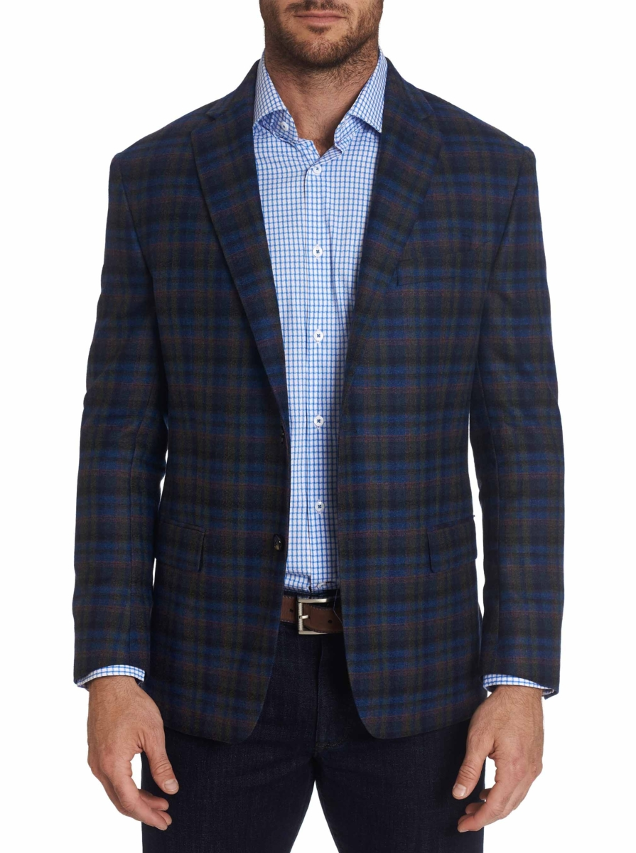 Robert Graham Men's Plaid Sport Coat In USA - GOOFASH