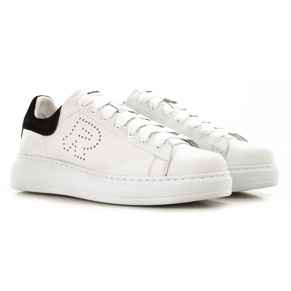 Ruco Line Sneakers for Women On Sale in Outlet White - GOOFASH
