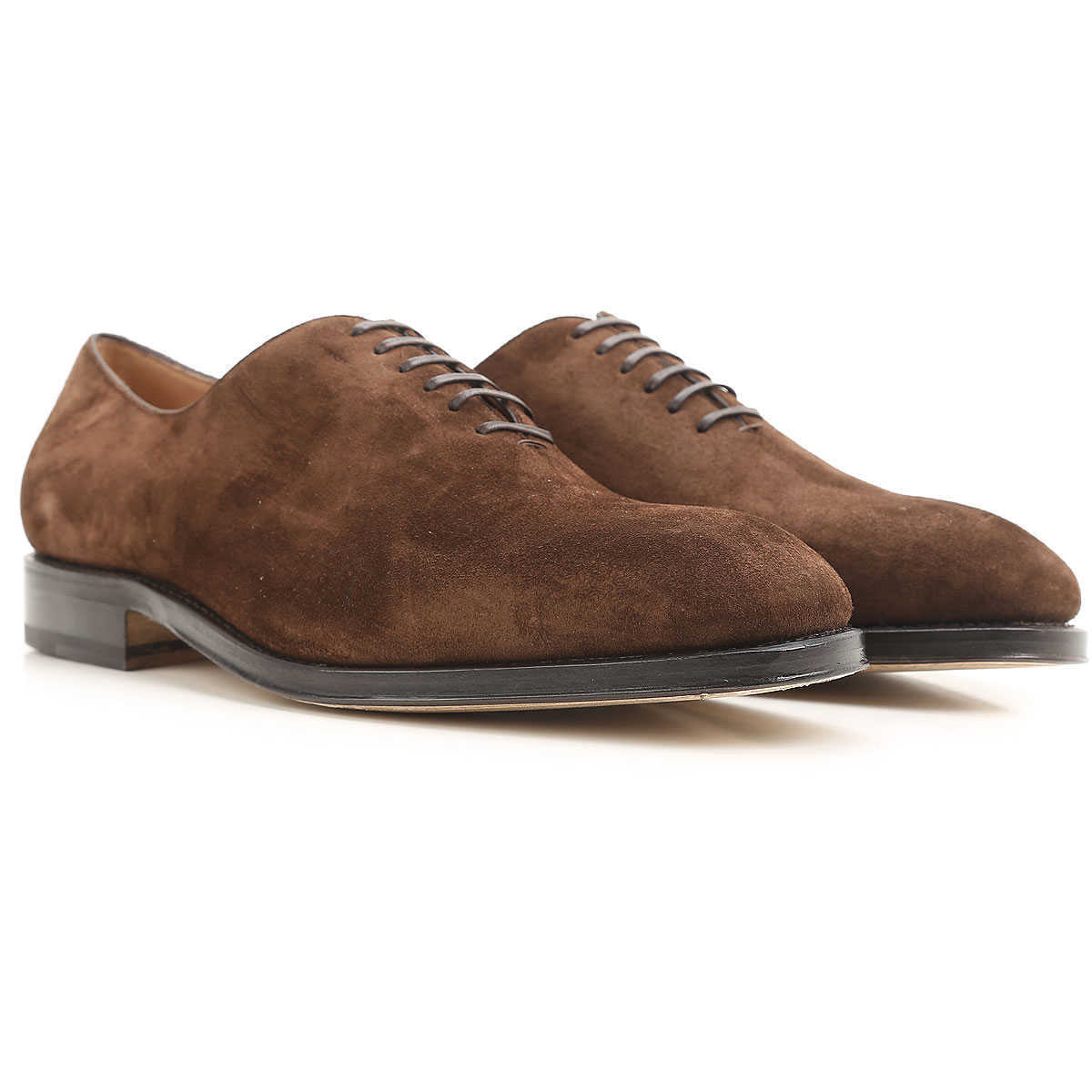 Salvatore Ferragamo Lace Up Shoes for Men Oxfords 10 7 9 Derbies and Brogues On Sale in Outlet UK - GOOFASH