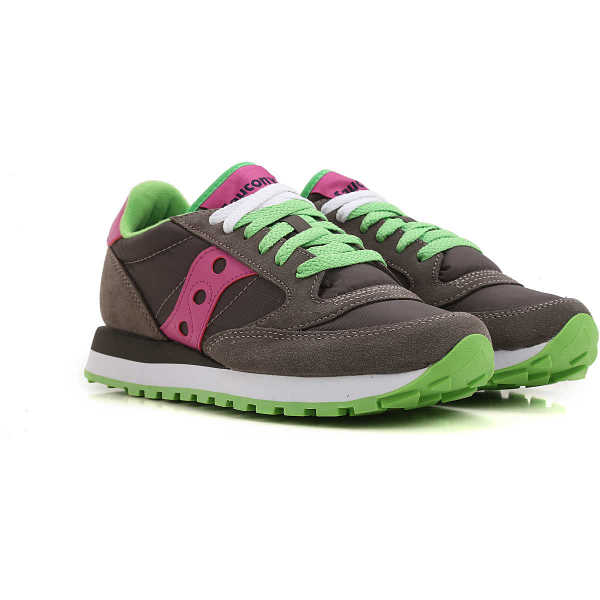 Saucony Sneakers for Women On Sale Grey - GOOFASH