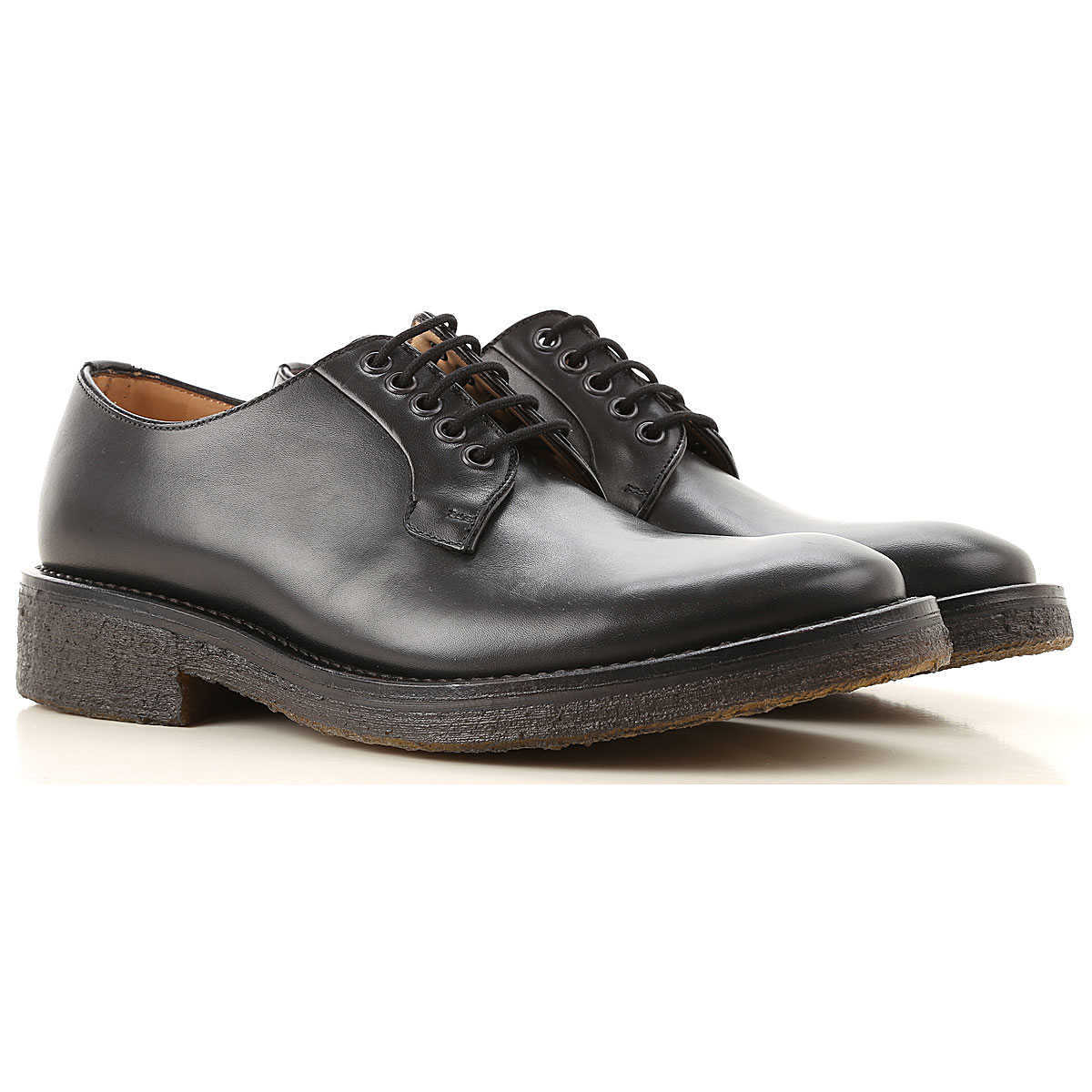 Seboys Lace Up Shoes for Men Oxfords Derbies and Brogues - GOOFASH