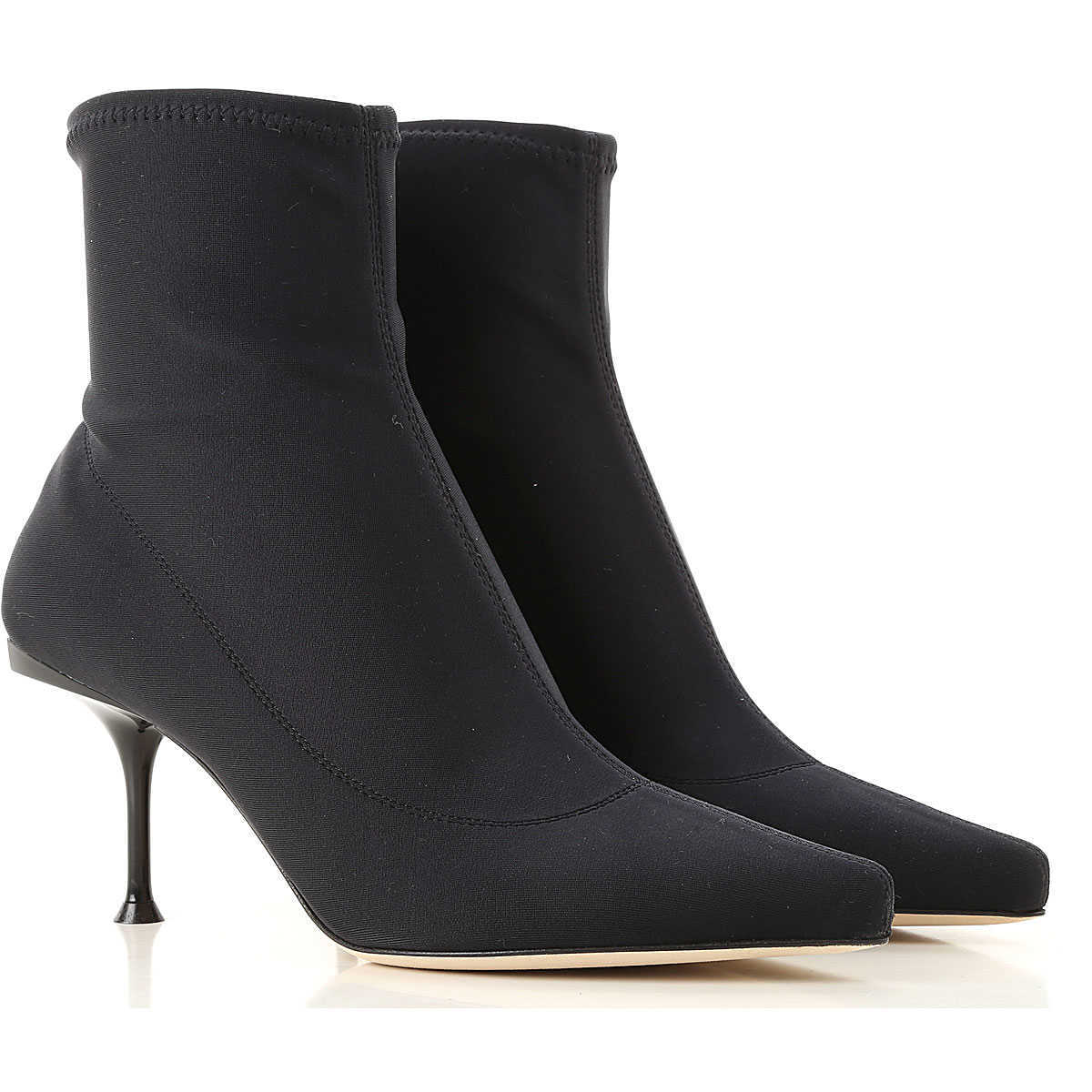 Sergio Rossi Boots for Women Booties - GOOFASH