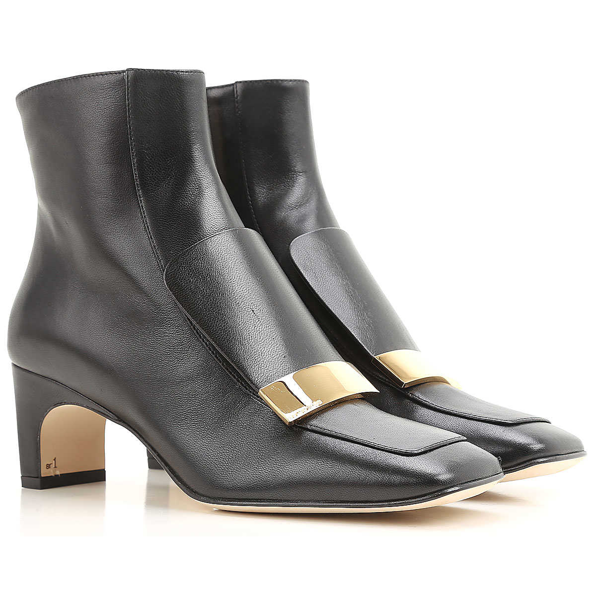 Sergio Rossi Boots for Women Booties On Sale in Outlet - GOOFASH