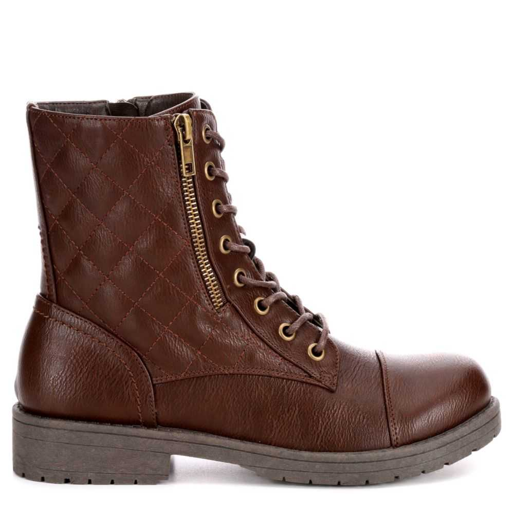 Sophie17 Womens Gloria Boots Brown USA - GOOFASH - Womens BOOTS