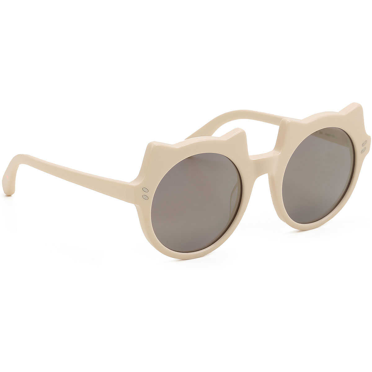 Stella McCartney Kids Sunglasses for Girls Ivory USA - GOOFASH
