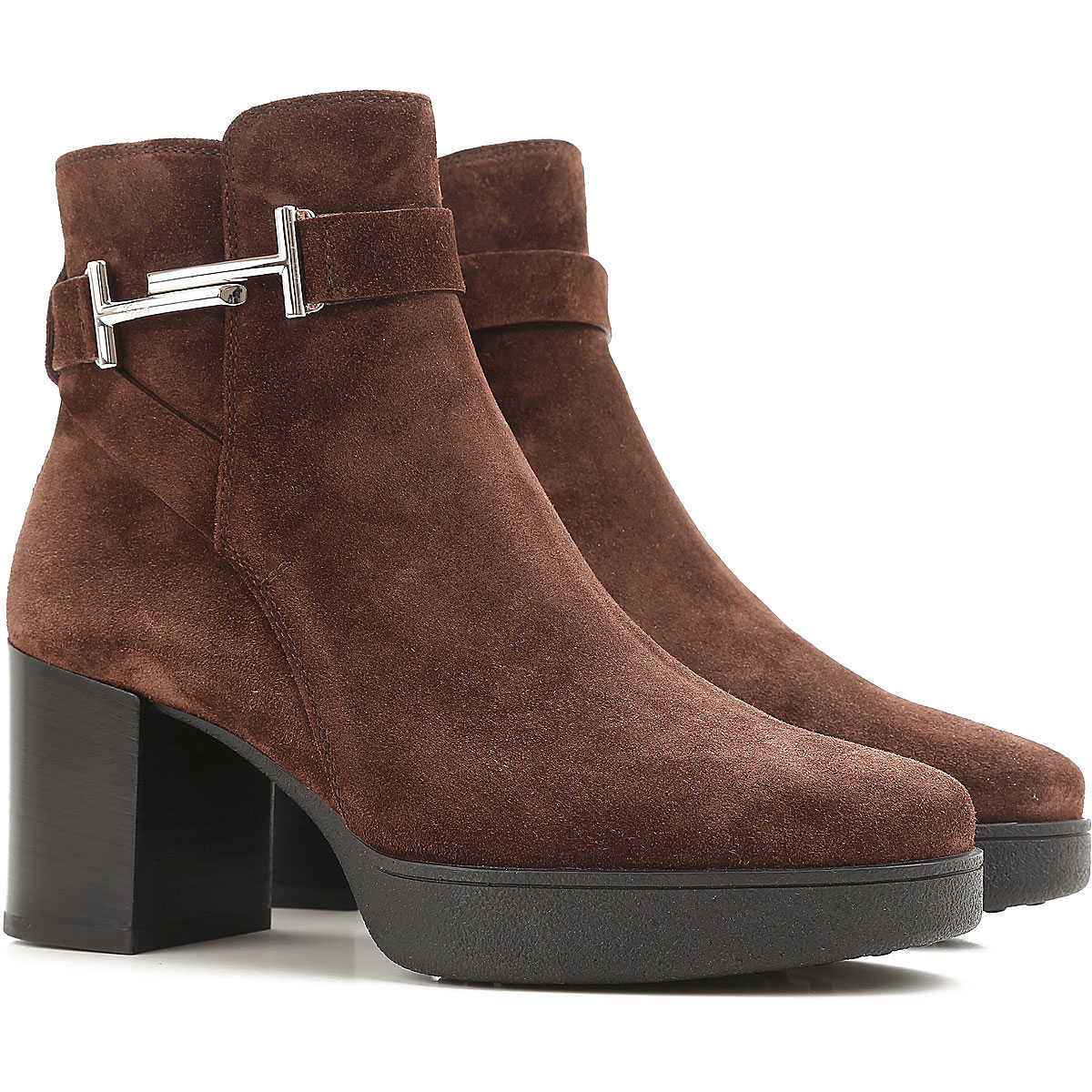 Tods Boots for Women Booties On Sale in Outlet - GOOFASH