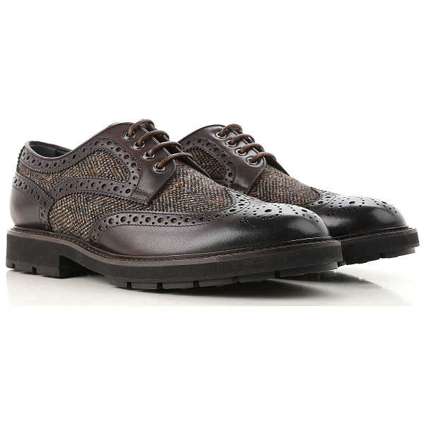 Tods Lace Up Shoes for Men Oxfords 6 6.5 8 8.5 9 Derbies and Brogues On Sale UK - GOOFASH