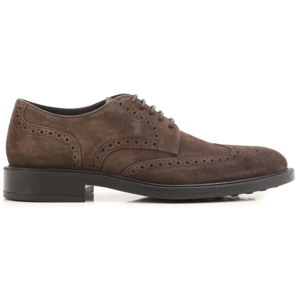 Tods Lace Up Shoes for Men Oxfords Derbies and Brogues - GOOFASH