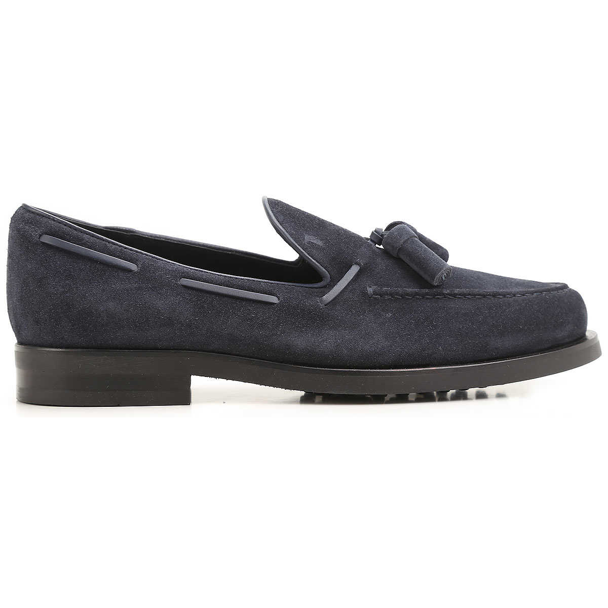 Tods Loafers for Men On Sale Blue - GOOFASH