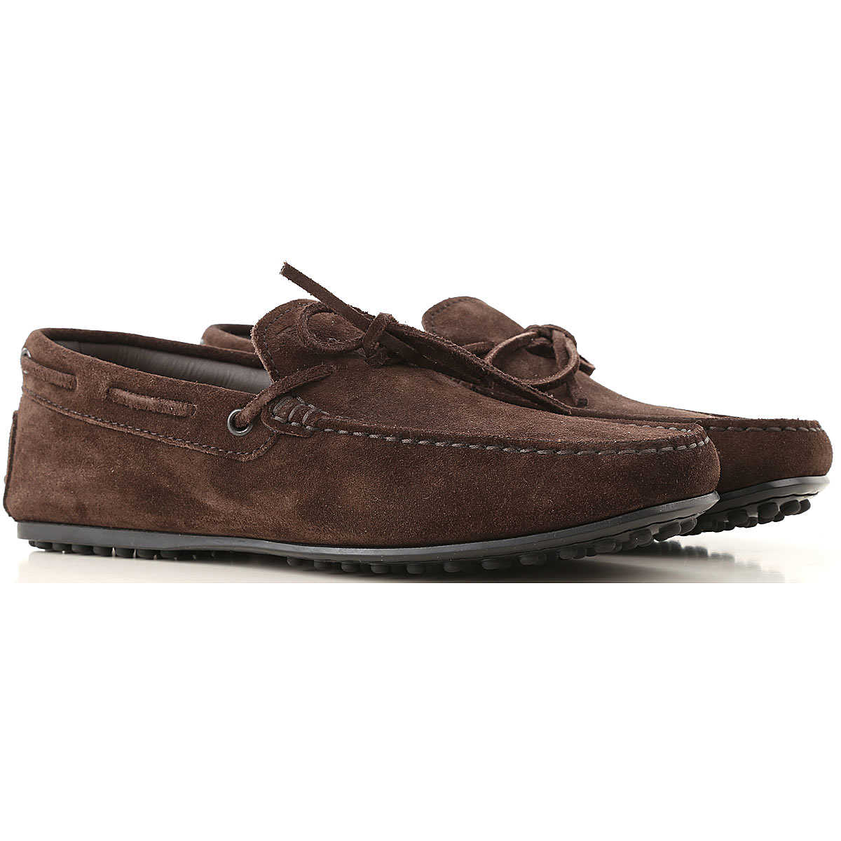 Tods Loafers for Men On Sale Brown - GOOFASH