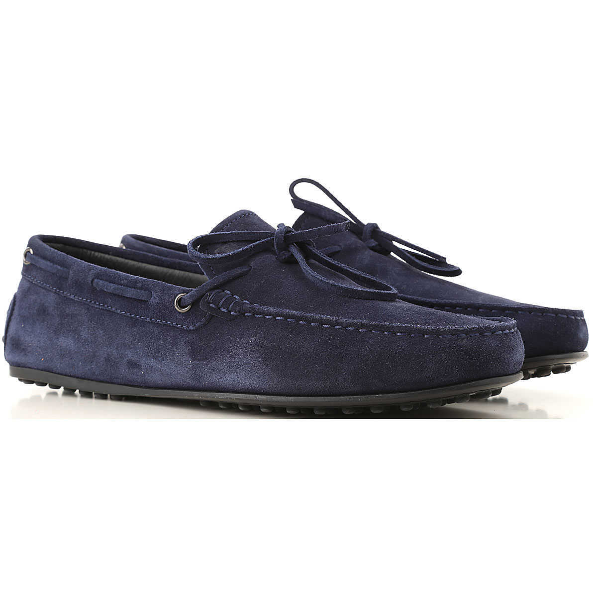 Tods Loafers for Men On Sale galaxy blue UK - GOOFASH