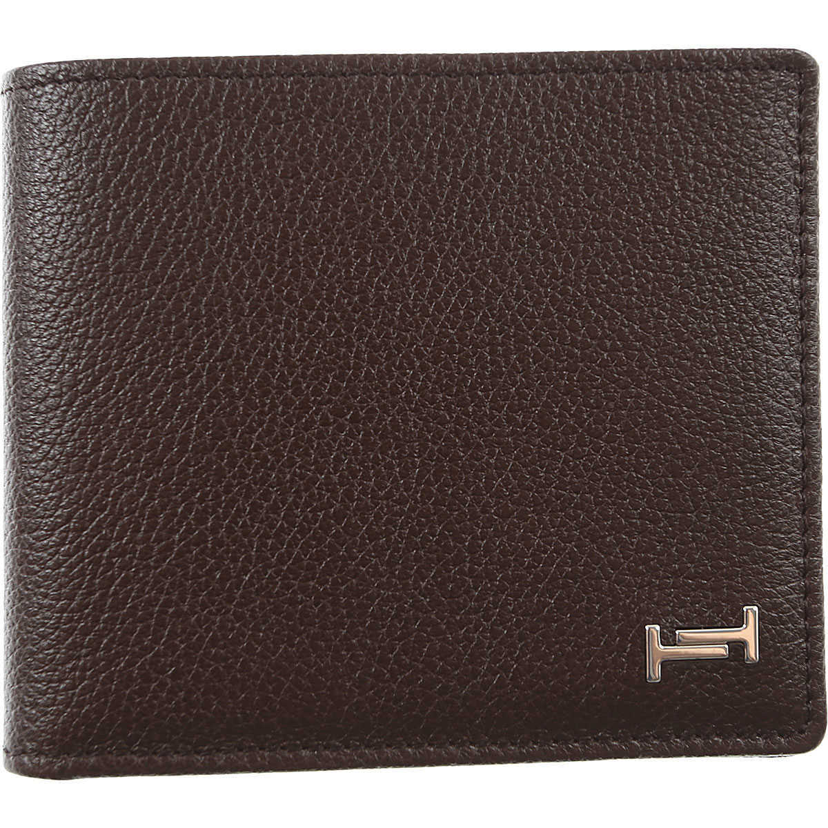 Tods Mens Wallets On Sale Brown - GOOFASH