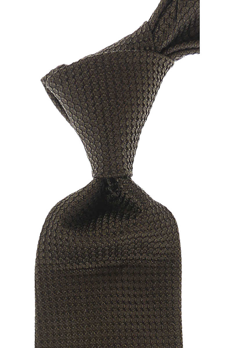 Tom Ford Ties On Sale Forest Green - GOOFASH