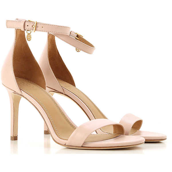 Tory Burch Sandals for Women On Sale Powder Rose - GOOFASH