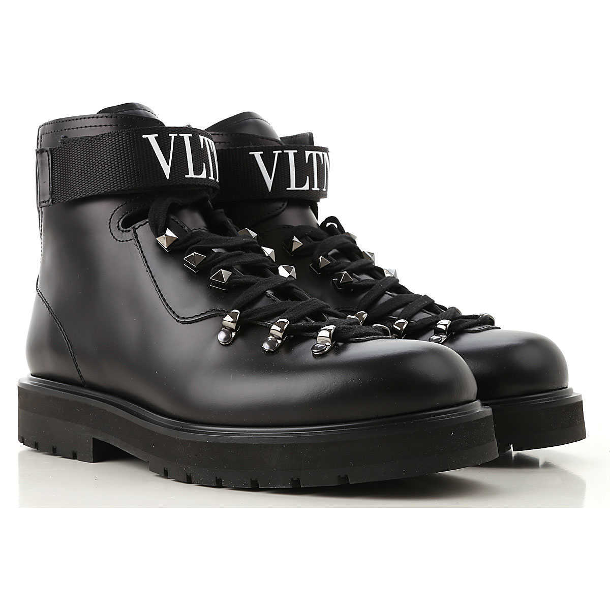Valentino Garavani Boots for Men Booties On Sale in Outlet UK - GOOFASH